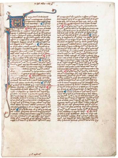 LAMBERT OF AUXERRE (d.1270), S