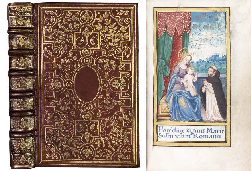 HORAE, use of Rome. Paris: Gilles Hardouin for Germain Hardouin, 9 August 1514.