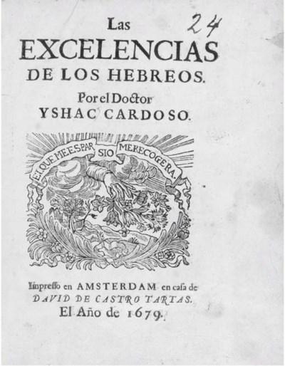 CARDOSO, Isaac Fernando (1604-