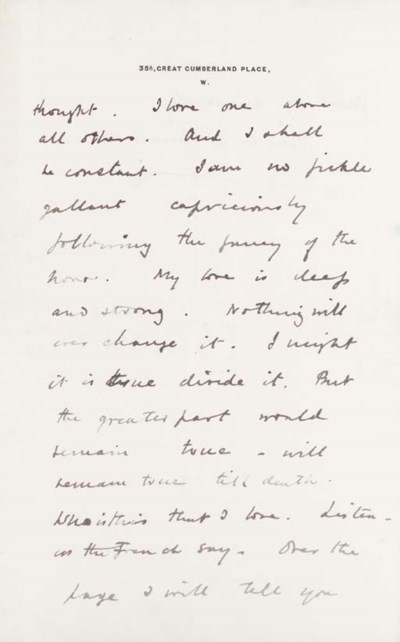 CHURCHILL, Sir W.L.S. Autograp