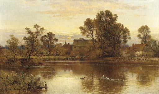 Alfred Augustus Glendening, Se