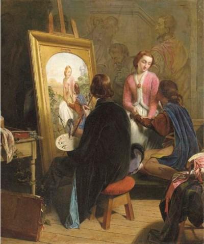 Henry Nelson O'Neil (1798-1880
