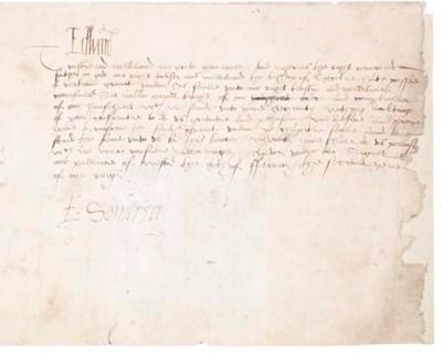 EDWARD VI, King of England (15