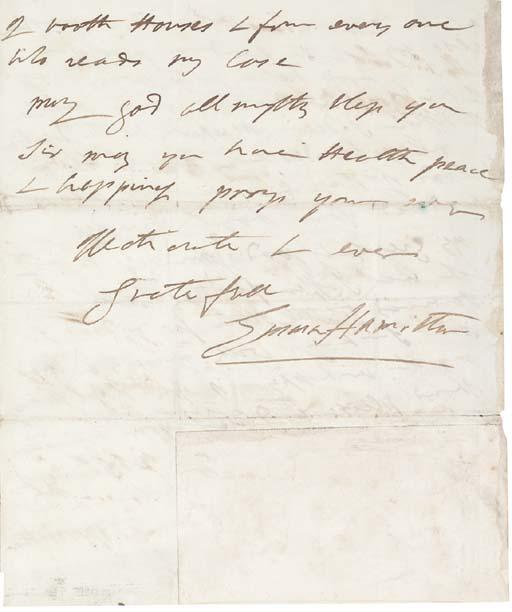 HAMILTON, Emma, Lady (1761?-18
