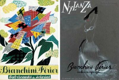 Designs for Bianchini Férier a