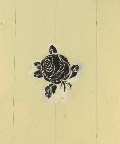 Raoul Dufy, a design of a larg