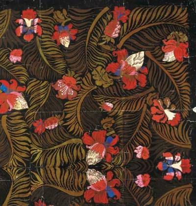 Raoul Dufy, Design no. 17523,