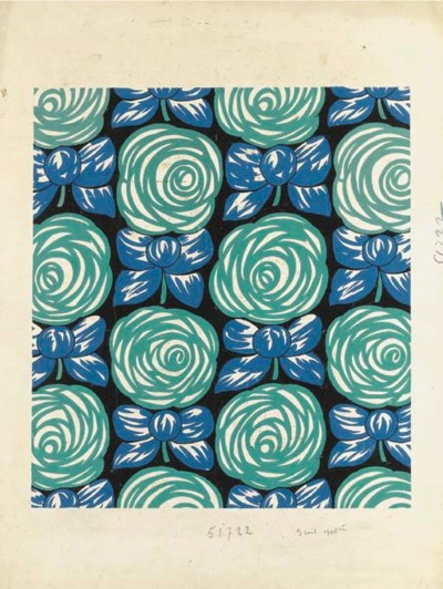 Raoul Dufy, Design No. 51722,