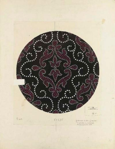 Raoul Dufy, Design No. 51678,