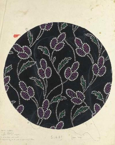 Raoul Dufy, design No.51689 fo
