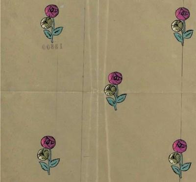 Raoul Dufy, Design no 13800, a