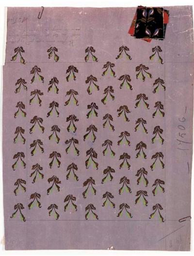 Raoul Dufy, Design no. 17506,
