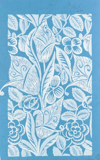 Raoul Dufy, design no. 15508,