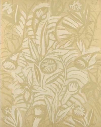 Raoul Dufy, design no. 13581,