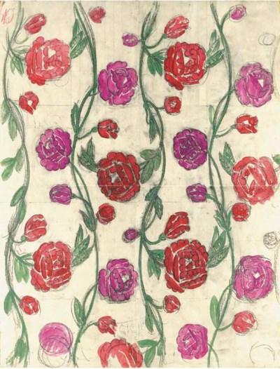 Raoul Dufy, design no. 16416,