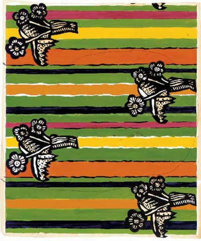 Raoul Dufy, design no. 13741,