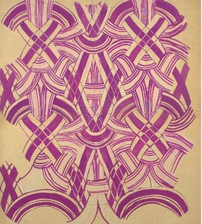 Raoul Dufy, Design no. 13764,