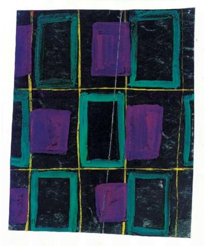 Raoul Dufy, Design No. 532, a