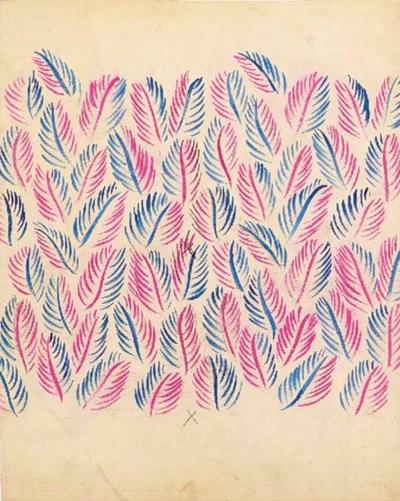 Raoul Dufy, Design no. 565, a