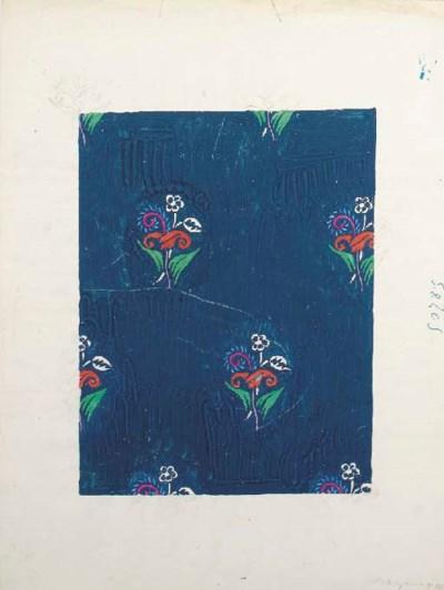 Raoul Dufy, Design no. 50785,