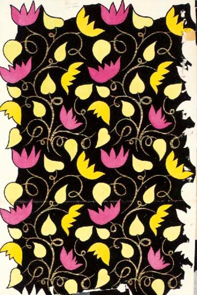 Raoul Dufy, design nos. 52000,