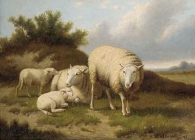 J. Van Dieghem, circa 1895