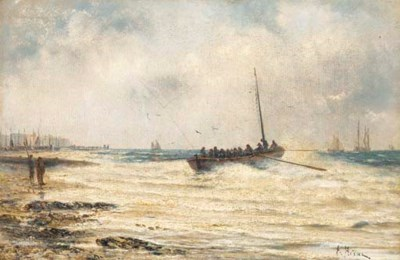 Edward Fletcher (1857-1945)
