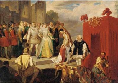 Circle of Sir John Gilbert (18