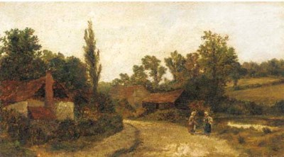 English School, circa 1888