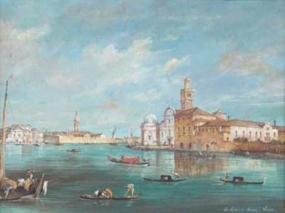 After Francesco Guardi (1712-9