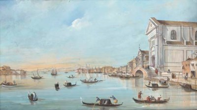 After Francesco Guardi (1712-1