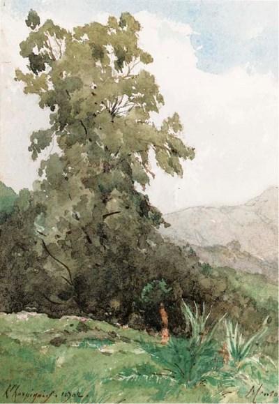Henri Joseph Harpignies (1819-