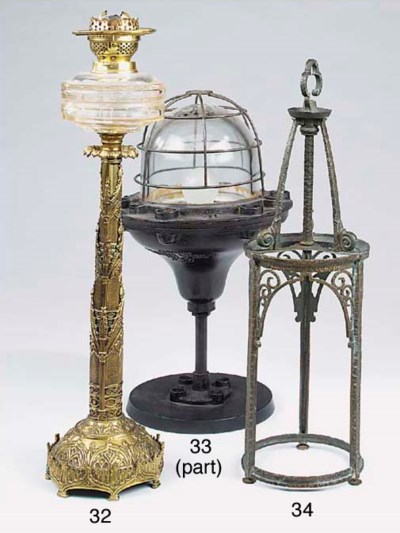 A Victorian Days patent candle