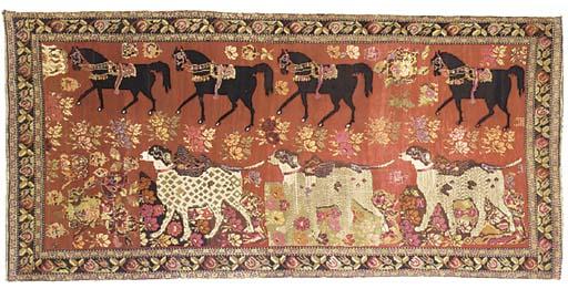 A fine Karabagh rug, South Cau