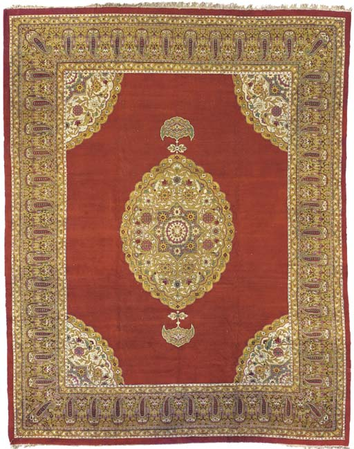 An antique Amritzar carpet, No