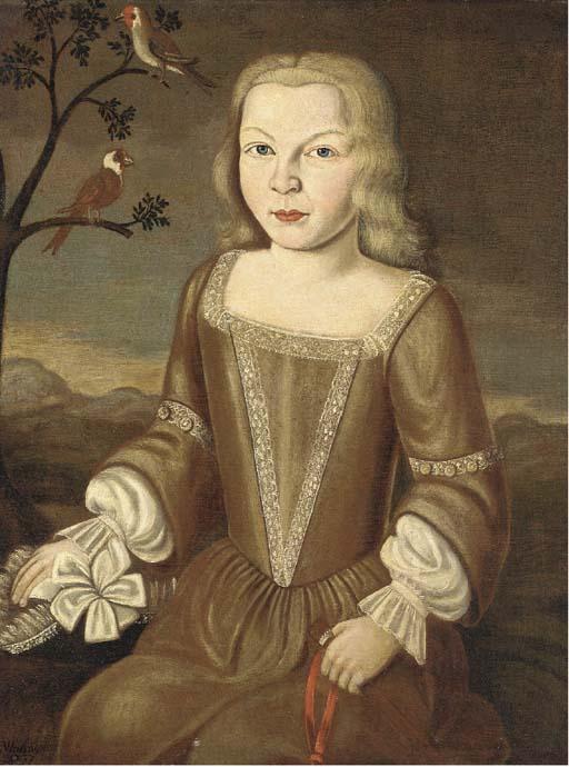 R. Waring, circa 1737