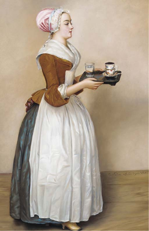 C. Tridon, 19th Century, after