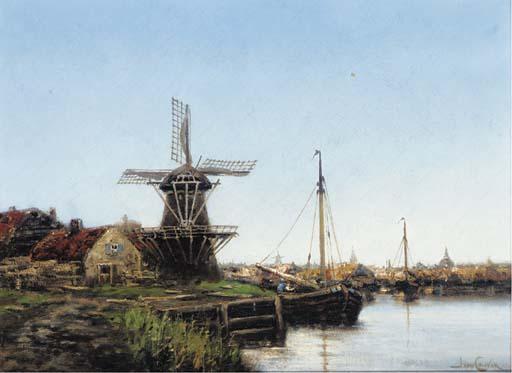 Jan van Couver (1836-1909)