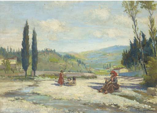 Circle of Pietro Scoppetta (18