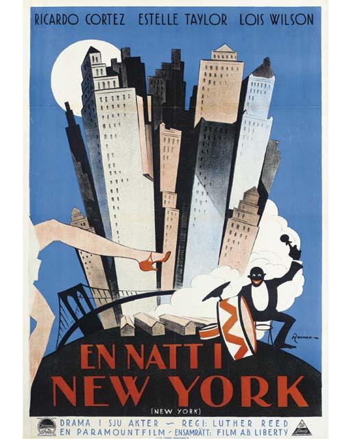 New York/En Natt I New York