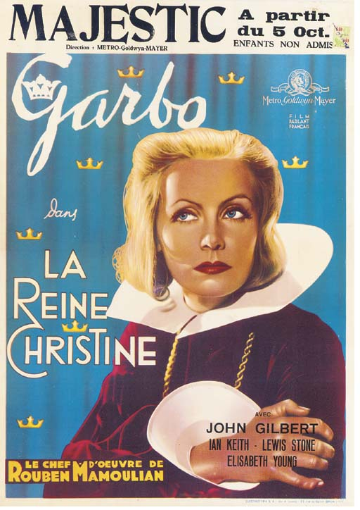 Queen Christina/La Reine Chris