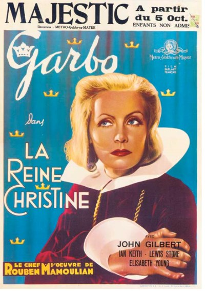 Queen Christina/La Reine Chris