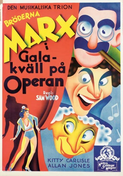 A Night At The Opera/I Gala Kv