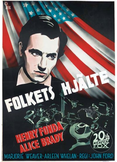 Young Mr. Lincoln/Folkets Hjal