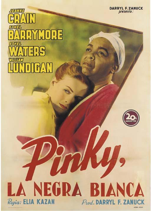 Pinky/La Negra Bianca