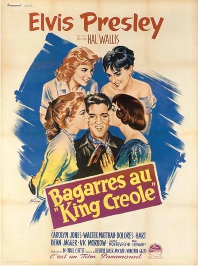 King Creole/Bagarres Au King C