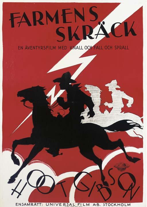 The Danger Rider/Farmens Skräc