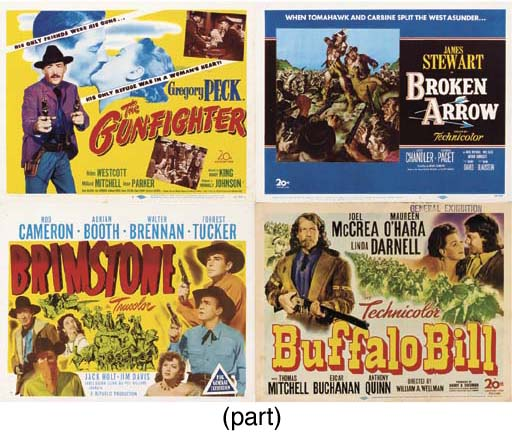 Westerns - 1940s-1950s