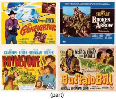 Westerns - 1940s-1950s
