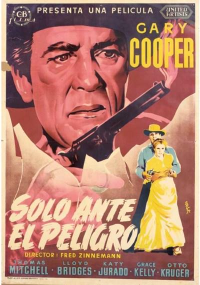 High Noon/Solo Ante El Peligro